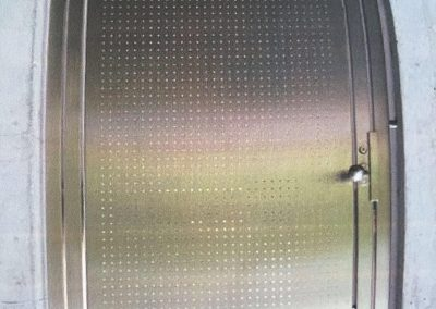 inox vrata